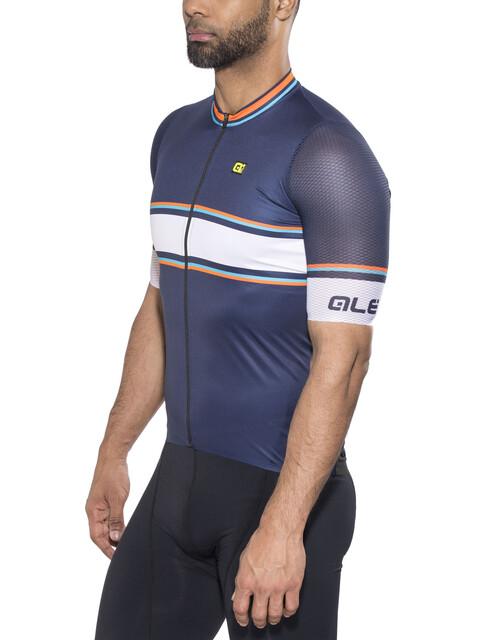 Alé Cycling R-EV1 Speedfondo Bike Jersey Shortsleeve Men blue